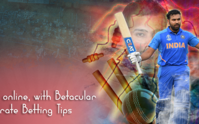Bet cricket online, with Betacular accurate Betting Tips