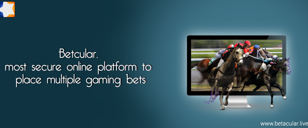 Betacular, most secure online platform to place multiple gaming bets